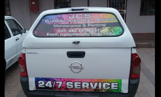 JCS Plumping, Electrical, Building